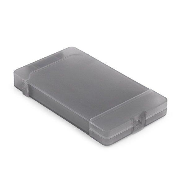 """i-tec MySafe USB-C 3.1 Gen. 2 Easy 2.5"""" Zewnętrzna obudowa – czarna"""