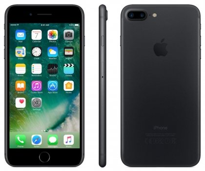 Apple iPhone 7 Plus 32GB 3D Touch Retina Black