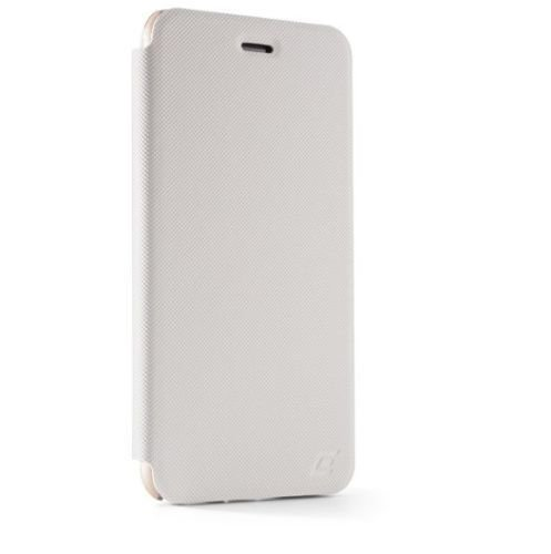 Element Case Soft-Tec Wallet Etui do iPhone 6 / 6s White (biały)