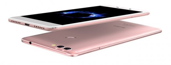 Smartfon Bluboo Dual 2GB 16GB 5.5 (różowy) POLSKA DYSTRYBUCJA