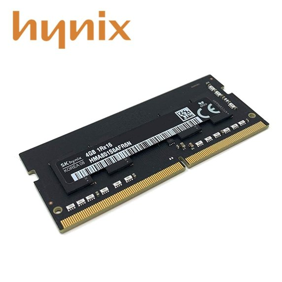 SK Hynix Pamięć RAM do Laptopa / Apple iMac Retina 5K 27-cali (2019) DDR4 SODIMM 4GB 2666Mhz