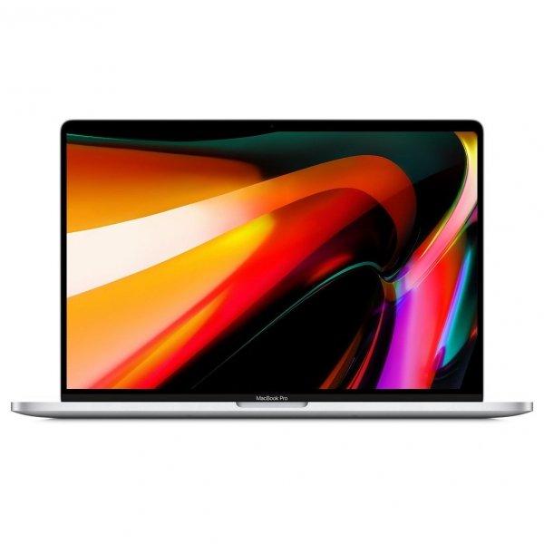 MacBook Pro 16 Retina Touch Bar i9-9980HK / 16GB / 1TB SSD / Radeon Pro 5500M 4GB / macOS / Silver (srebrny)