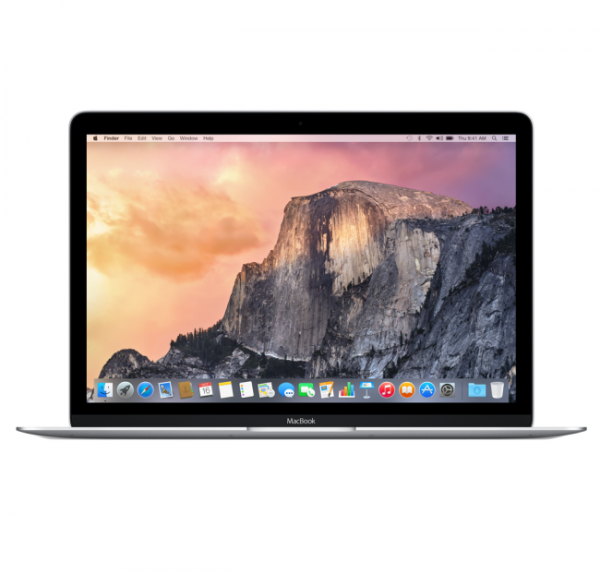 MacBook 12 Retina m3-7Y32/8GB/256GB/HD Graphics 615/macOS Sierra/Silver