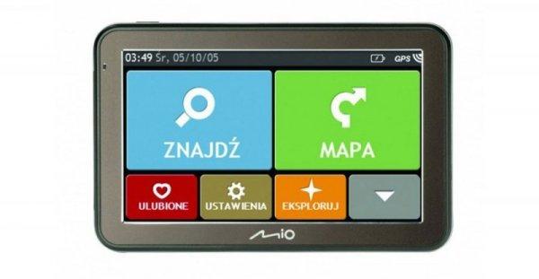 MIO Spirit 8670 Nawigacja samochodowa Mapy Europa (dożywotnia aktualizacja)