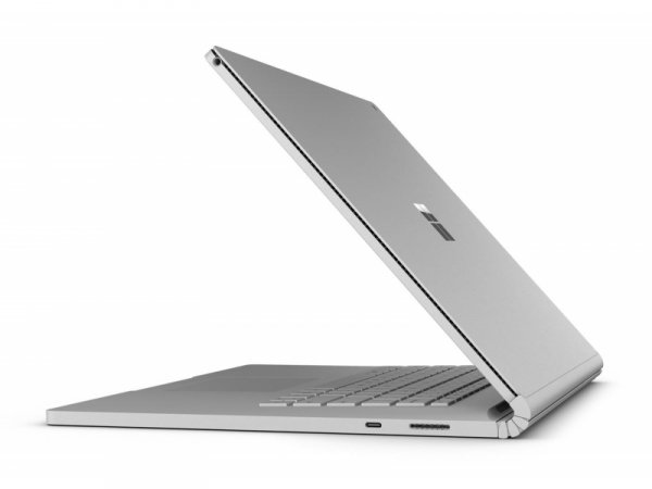 Microsoft Surface Book 2 13 i7-8650U/16GB/512GB SSD/Windows 10 Pro GTX1050 Srebrny