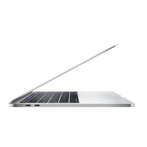 MacBook Pro 13 Retina Touch Bar i7 1,7GHz / 8GB / 512GB SSD / Iris Plus Graphics 645 / macOS / Silver (2019)