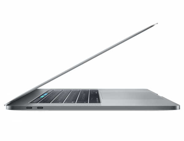 MacBook Pro 15 Retina TouchBar i7-7700HQ/16GB/1TB SSD/Radeon Pro 555 2GB/macOS Sierra/Space Gray