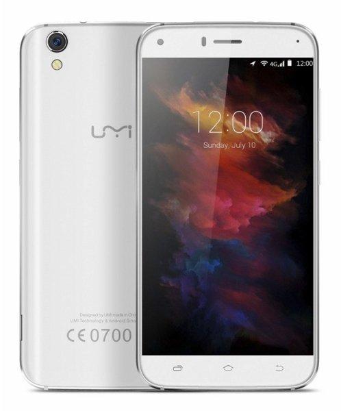 Smartfon UMi Diamond 3GB 16GB LTE (biały) POLSKA DYSTRYBUCJA