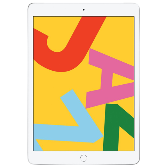 Apple iPad 10,2 7-gen 128GB Wi-Fi LTE Silver (srebrny)