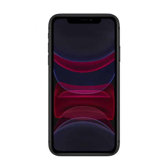 Apple iPhone 11 128GB Black (czarny)