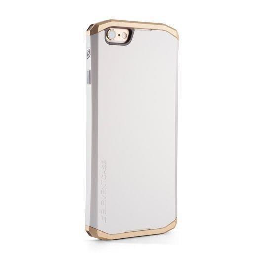 Element Case Solace Etui do iPhone 6 / 6s Matte White (biały)