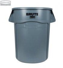 Kontener okrągły BRUTE® 166,5L Grey
