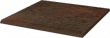 Semir Brown Stopnica Prosta 30x30