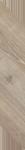 Paradyż Wildland Warm Chevron Lewy 14,8x88,8