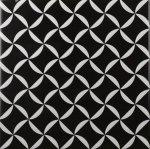 Cas Ceramica Black&White Decor Mix 20x20