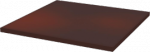 Paradyż Cloud Brown Klinkier 30x30