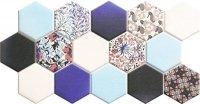 Realonda Hex Nouveau Blue 26,5x51
