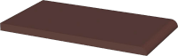 Natural Brown Parapet 13,5x24,5