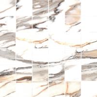 Cerrad Calacatta Gold Mozaika Mat 29,7x29,7