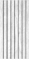 Foresta Bianco Mozaika 15x29,9
