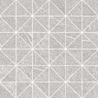 Opoczno Grey Blanket Triangle Mosaic Micro 29x29