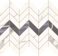Domino Bonella White Mozaika 29,8x24,6