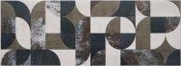 Tubądzin Grunge Taupe Dekor 32,8x89,8