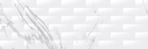 Cicogres Venecia Edge White 30x90