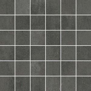 Opoczno Grava Graphite Mosaic Matt 29,8x29,8
