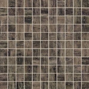 Domino Toscana Brąz Mozaika 30x30