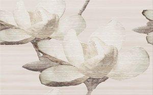 Cersanit Marisol Beige Inserto Flower 25x40