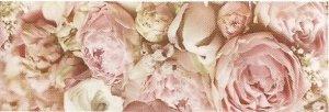 Ceramika Color Glamour Flower B Rett. 25x75