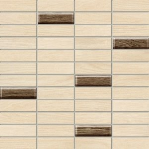 Domino Moringa Beige Glass Mozaika 29,8x29,8