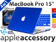 4w1 MacBook Pro 15'' OBUDOWA HARD CASE ETUI MAT LOGO