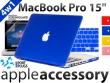4w1 MacBook Pro 15'' OBUDOWA HARD CASE ETUI MAT LOGO