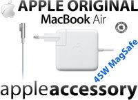 ORYGINALNY Zasilacz APPLE MacBook Air MagSafe 45W NEW L-shape