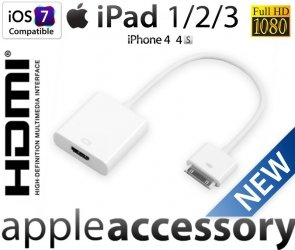 Przejściówka Digital AV Adapter HDMI Apple iPad iPhone