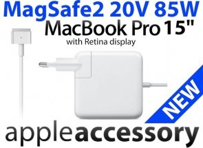 Zasilacz do APPLE MacBook Pro Retina MagSafe 2 85W
