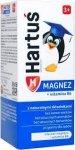 HARTUŚ MAGNEZ +vit. B6 syrop 120 ml