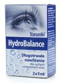 STARAZOLIN HydroBalance krople 10ml (2x5ml)