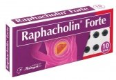 RAPHACHOLIN Forte x 10 tabletek