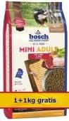 Bosch Mini Adult Lamm & Reis - Jagnięcina i ryż 2kg (1+1kg)