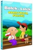 BOLEK i LOLEK ODKRYWAJĄ POLSKĘ DVD