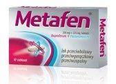 METAFEN x 10 tabletek