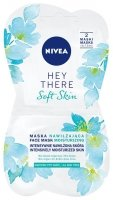 NIVEA*V Maska Nawilżająca Hey There Soft Skin&