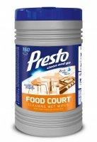 Presto Nawilżane Ściereczki czyszczące 2w1 Food Court  1op-150szt  (puszka)