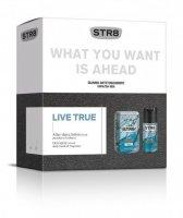 SAR*ZEST STR8/ASL50+DEO150/LIVE TRUE