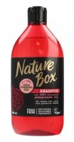 Nature Box Pomegranate Oil Szampon do włosów chroniący kolor  385ml