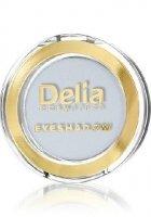 Delia Cosmetics Soft Eyeshadow Cien do powiek 11 szaroniebieski  1szt