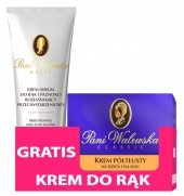 Miraculum Pani Walewska Classic DUO Krem półtłusty 50ml+krem do rąk White 75ml